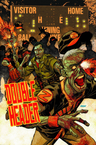 Star Spangled War Stories: G.I. Zombie #7