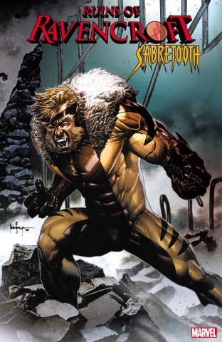 Ruins of Ravencroft: Sabretooth #1 (Suayan Cover)