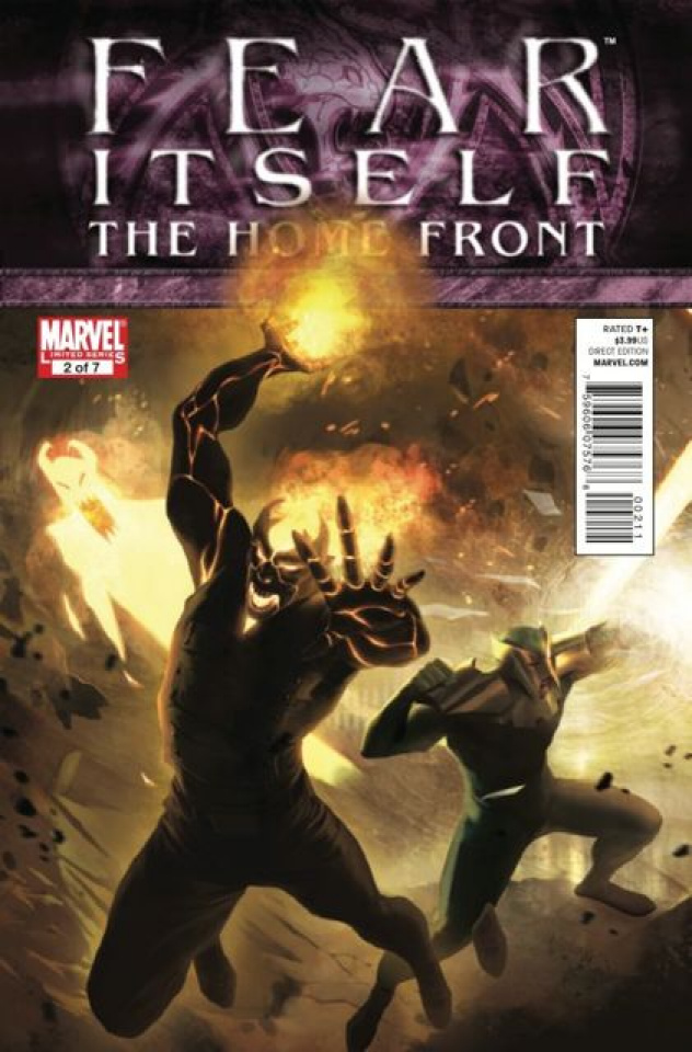 Fear Itself: The Home Front #2: Fear