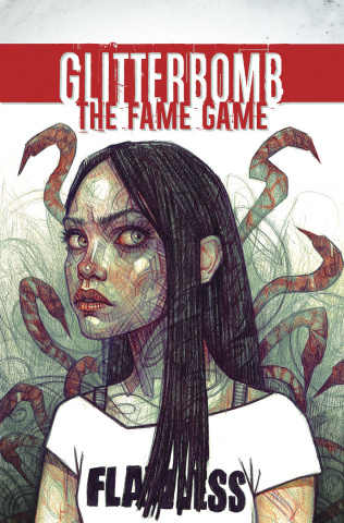 Glitterbomb: The Fame Game #1 (Puebla Cover)