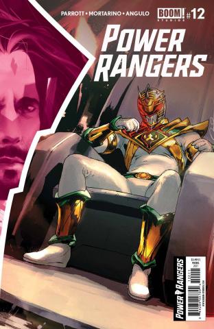 Power Rangers #12 (Parel Cover)