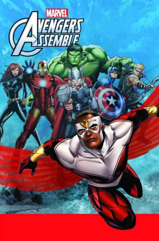 Marvel Universe: Avengers Assemble #3