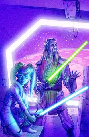 Star Wars: Jedi - The Dark Side #4