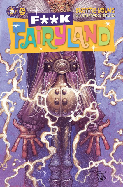 I Hate Fairyland #14 (F*ck Fairyland Cover)