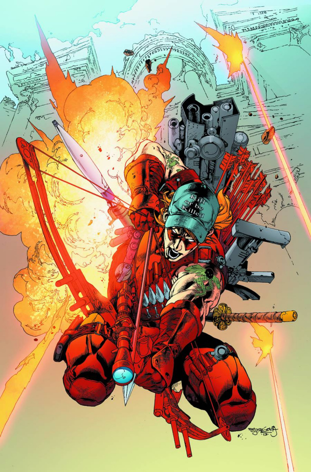 Red Hood and The Outlaws #23