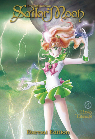 Sailor Moon Vol. 4 (Eternal Edition)