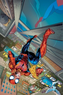 Peter Parker: The Spectacular Spider-Man #3 (Bagley Cover)