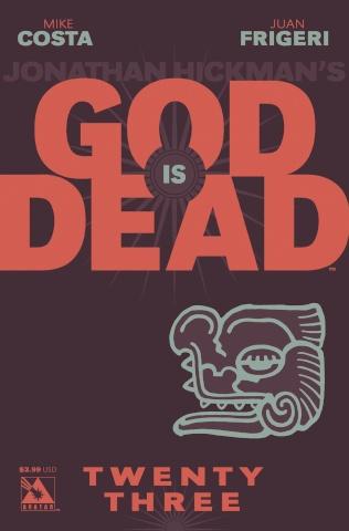 God Is Dead #23