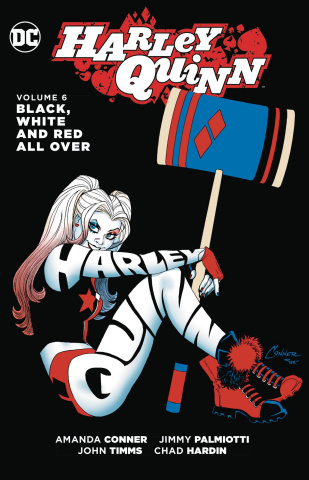 Harley Quinn Vol. 6: Black, White and Red All Over