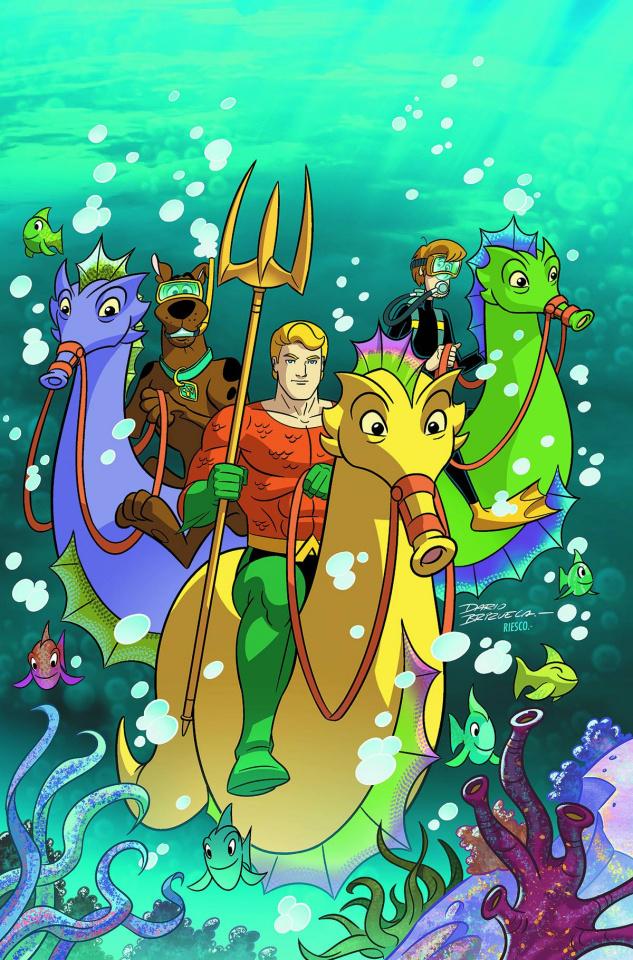Scooby Doo Team-Up #14