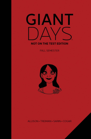 Giant Days: Not on the Test Edition Vol. 1
