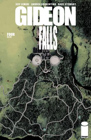 Gideon Falls #4 (Sorrentino Cover)