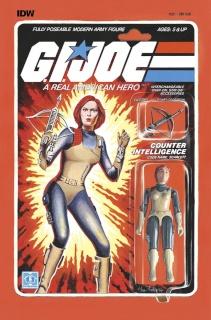 G.I. Joe: A Real American Hero #221 (Subscription Cover)