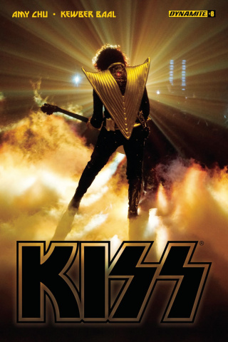 KISS #8 (Photo Cover)