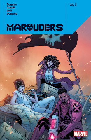Marauders by Gerry Duggan Vol. 3