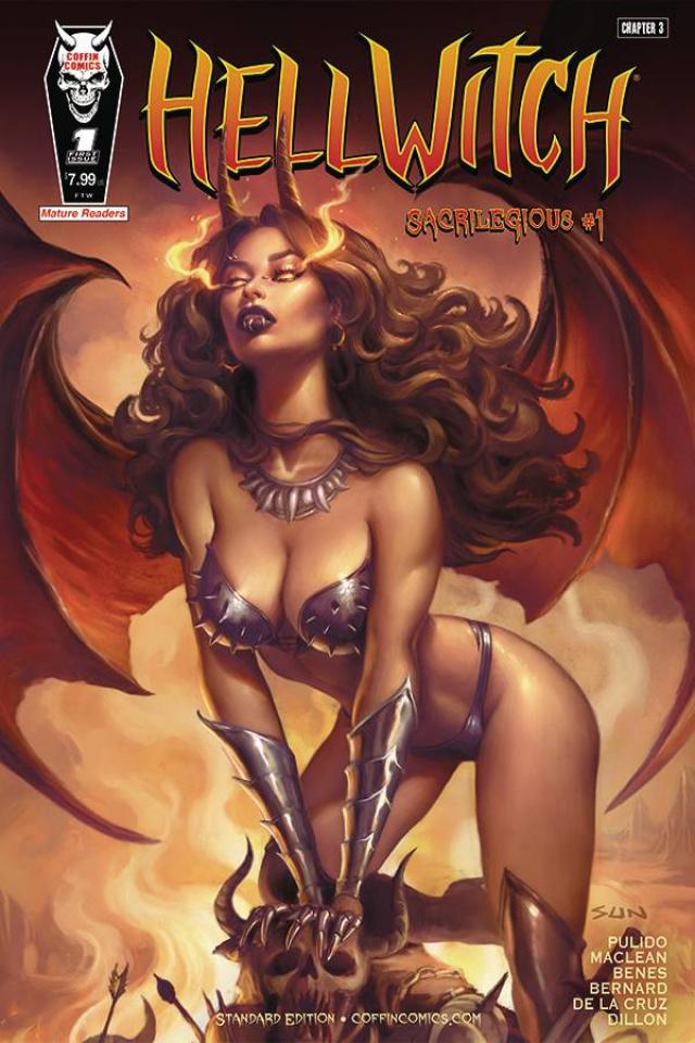 Hellwitch: Sacrilegious #1