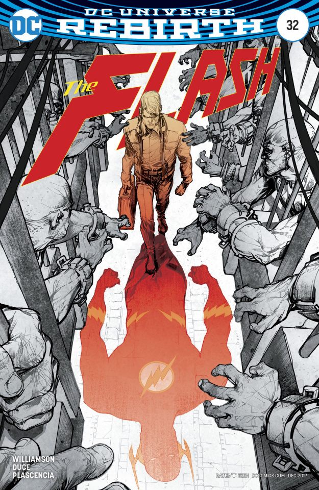 The Flash #32 (Variant Cover)