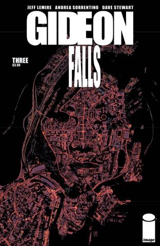 Gideon Falls #3 (Sorrentino Cover)
