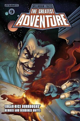 The Greatest Adventure #9 (Castro Cover)