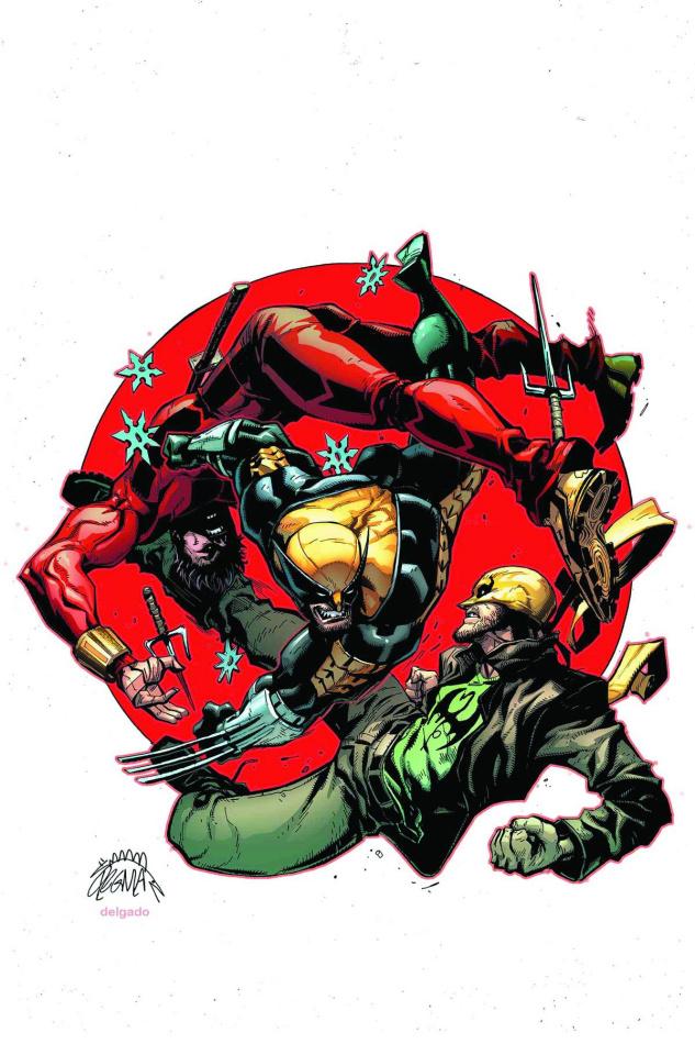 Wolverine #8 (2nd Printing)