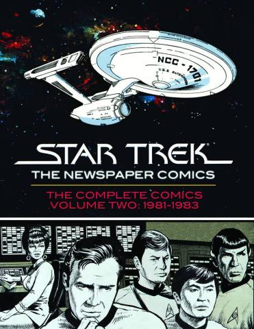 Star Trek: The Newspaper Comics Vol. 2: 1981-1983