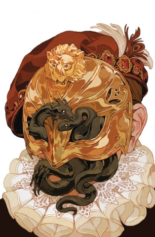 Dragon Age: Knight Errant #4