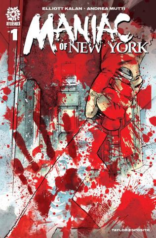 Maniac of New York #1 (2nd Printing)