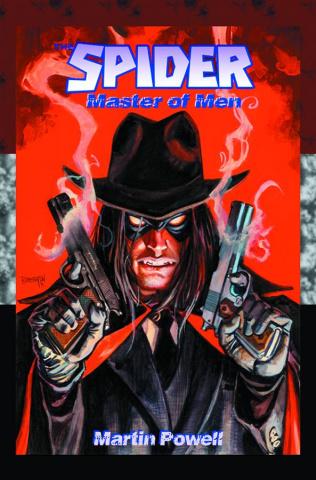 The Spider: Master of Men