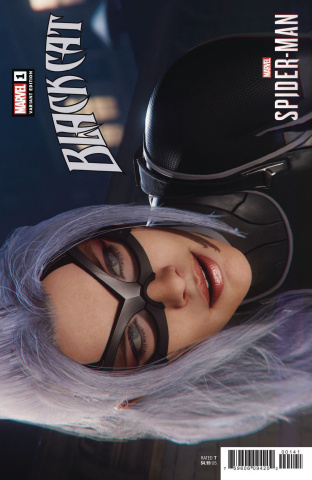 Black Cat #1 (Game Cover)