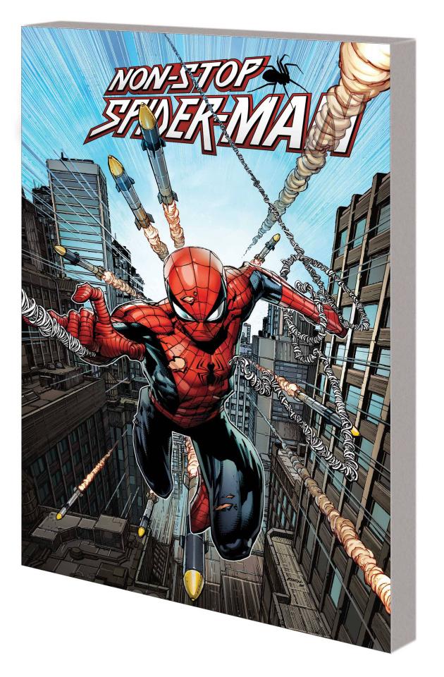 Non-Stop Spider-Man Vol. 1: Big Brain Play