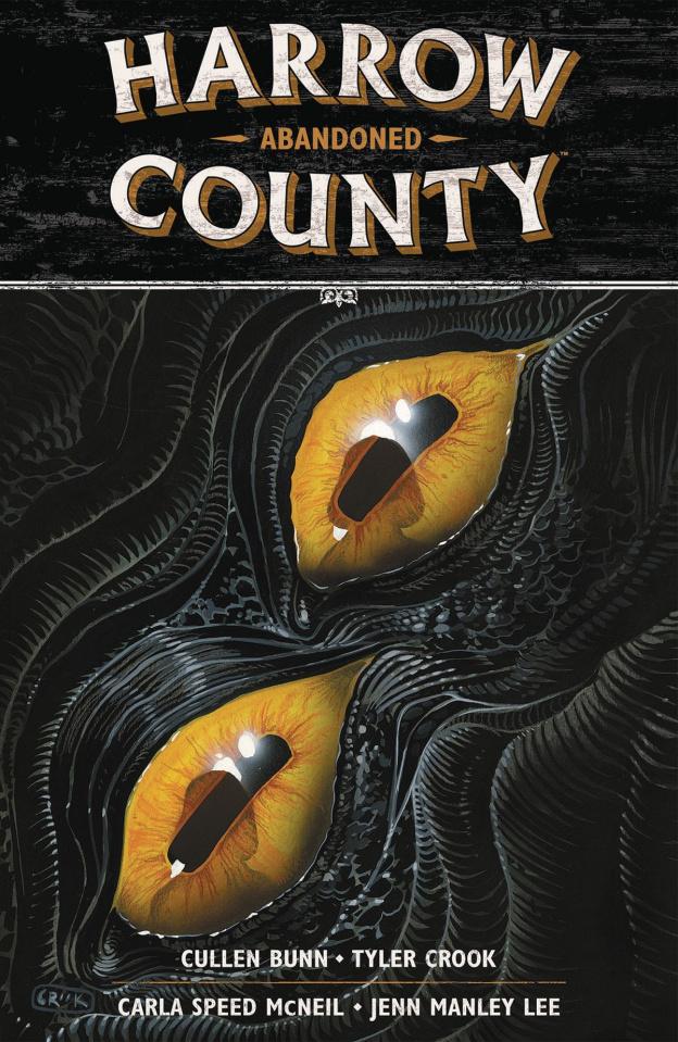 Harrow County Vol. 5: Abandoned