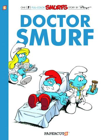 The Smurfs Vol. 20: Doctor Smurf