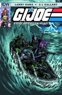 G.I. Joe: A Real American Hero #188