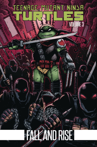 Teenage Mutant Ninja Turtles Vol. 3