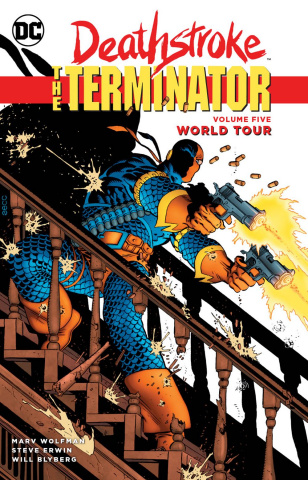 Deathstroke: The Terminator Vol. 5: World Tour