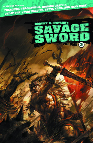 Robert E. Howard's Savage Sword Vol. 2