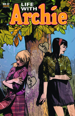 Life With Archie Comic #37 (Tommy Lee Edwards Cover)