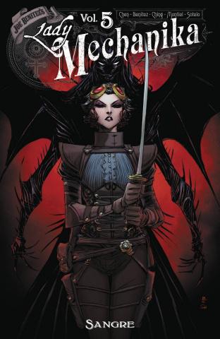 Lady Mechanika Vol. 5 (Oversized Edition)
