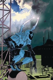 Blue Beetle #5 (Variant Cover)