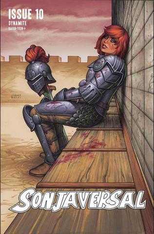 Sonjaversal #10 (Linsner Cover)