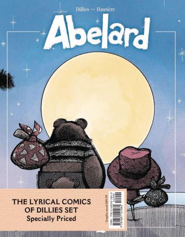 The Lyrical Comics of Dillies Set