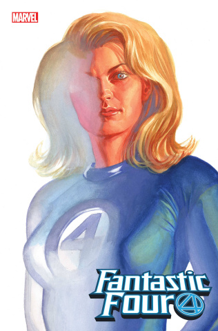 Fantastic Four #24 (Alex Ross Invisible Woman Timeless Cover)
