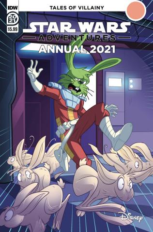Star Wars Adventures Annual 2021 (Florean Cover)