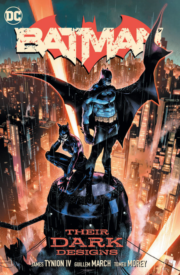 Batman Vol. 1: Their Dark Designs