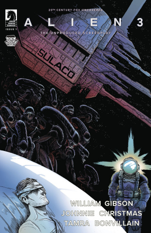 William Gibson's Alien 3 #1 (Local Comic Shop Day)