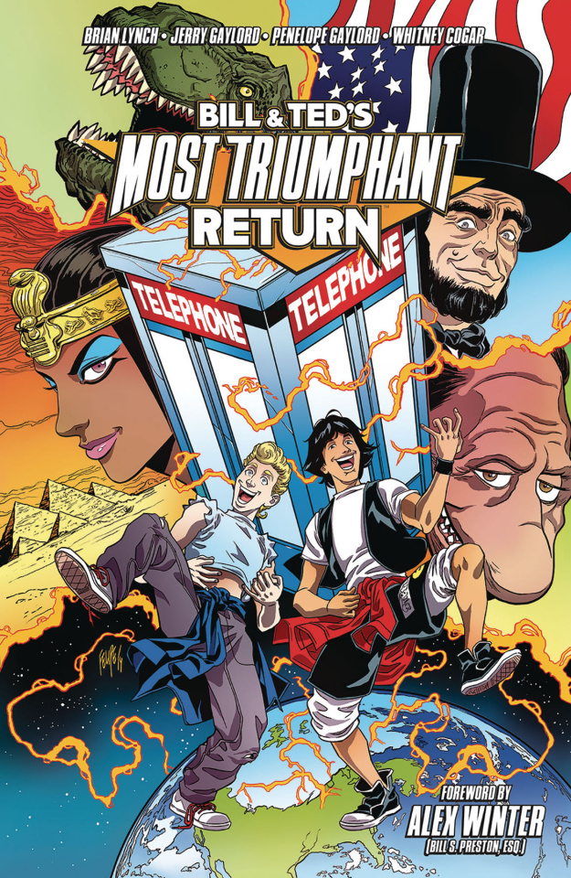 Bill & Ted's Most Triumphant Return (Box Set)