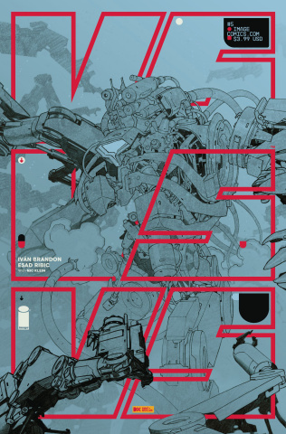 VS #5 (Ribic & Muller Cover)