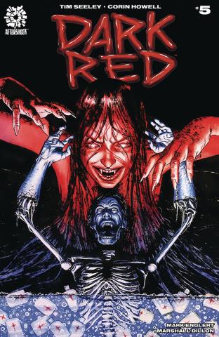 Dark Red #5