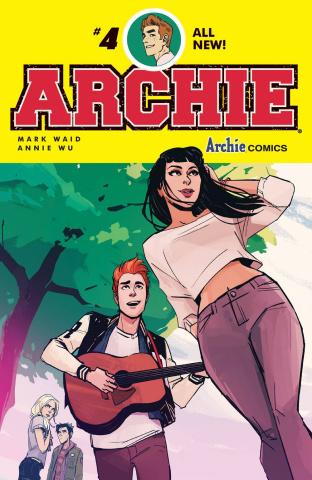 Archie #4 (Asrar Cover)