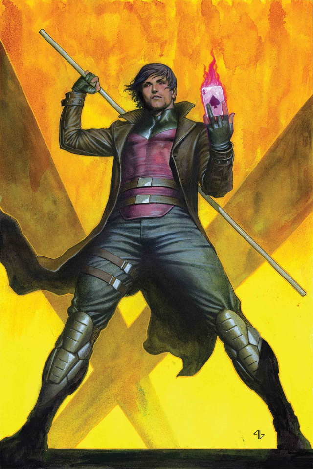 Astonishing X-Men #4 (Granov Character Cover)